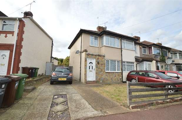 3 Bedrooms House for sale in Oval Road North, Dagenham