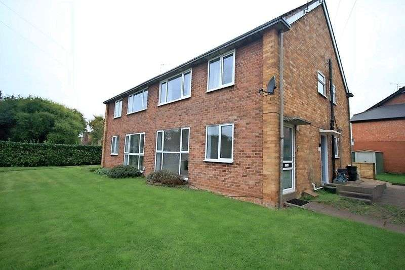 2 Bedrooms Flat for sale in Denton Close, Kenilworth