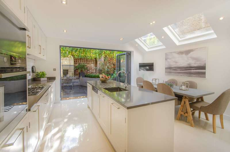6 Bedrooms House for sale in Askew Crescent, Shepherd's Bush, W12