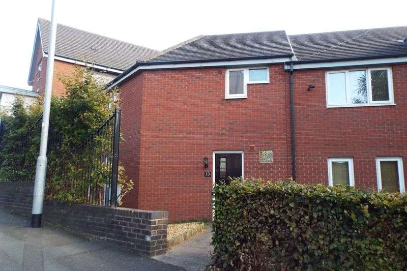 3 Bedrooms Terraced House for sale in Wycliffe Street, Burslem, Stoke-On-Trent