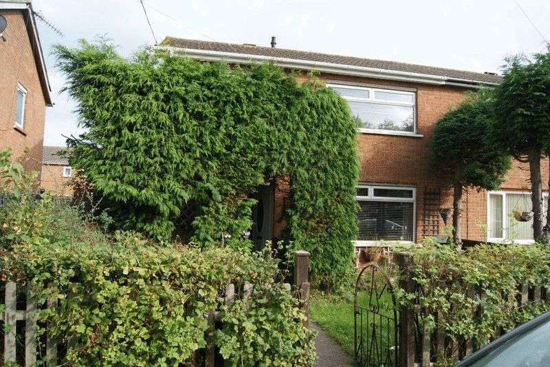3 Bedrooms Semi Detached House for sale in Feetham Avenue, Newcastle Upon Tyne