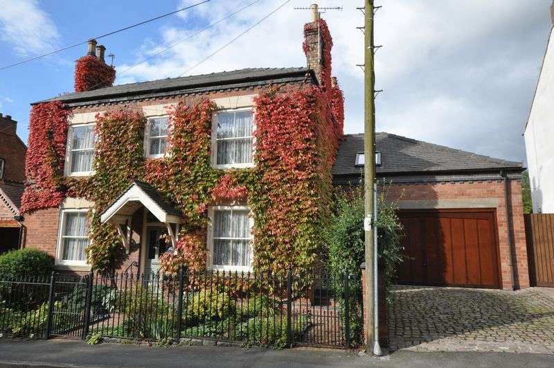 4 Bedrooms Detached House for sale in Albion Street, Woodville