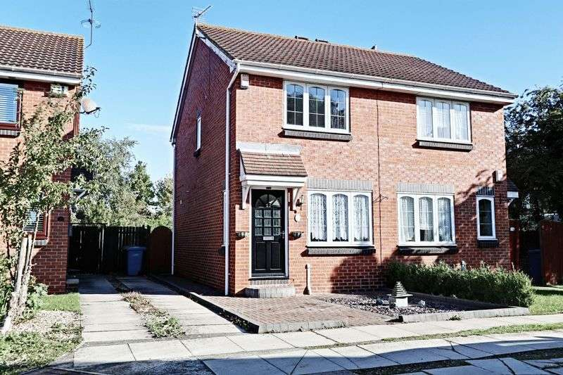2 Bedrooms Semi Detached House for sale in St. Peters View, Bilton