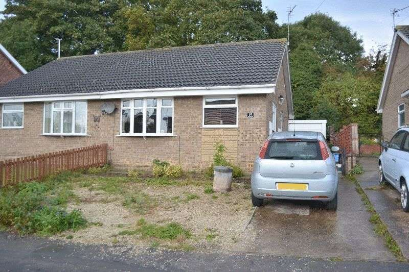 2 Bedrooms Semi Detached Bungalow for sale in Merryweather Court, Bottesford, Scunthorpe