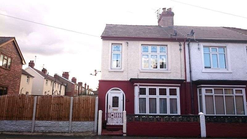 3 Bedrooms Terraced House for sale in 3 Bedroom End Terrace