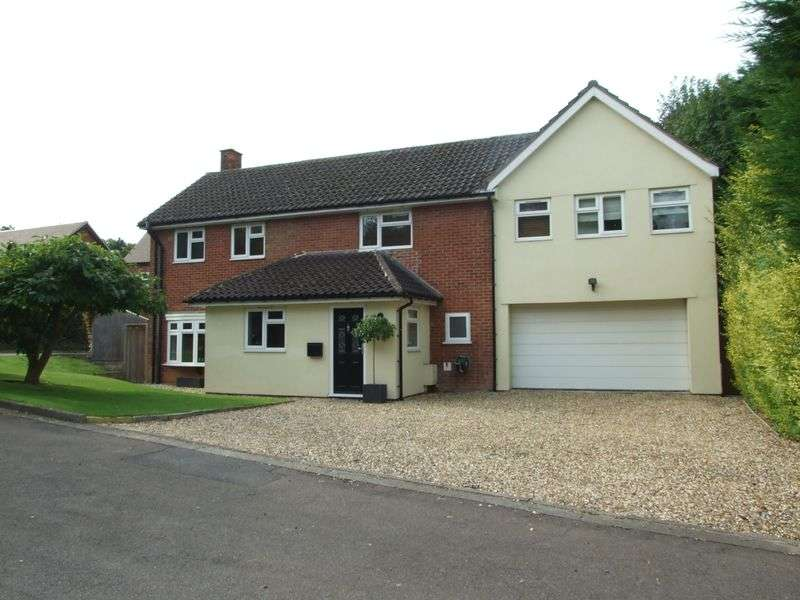 5 Bedrooms Detached House for sale in Marshgate, School Lane, Harlow