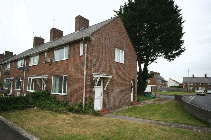 2 Bedrooms Terraced House for sale in Chestnut Avenue, St Athan