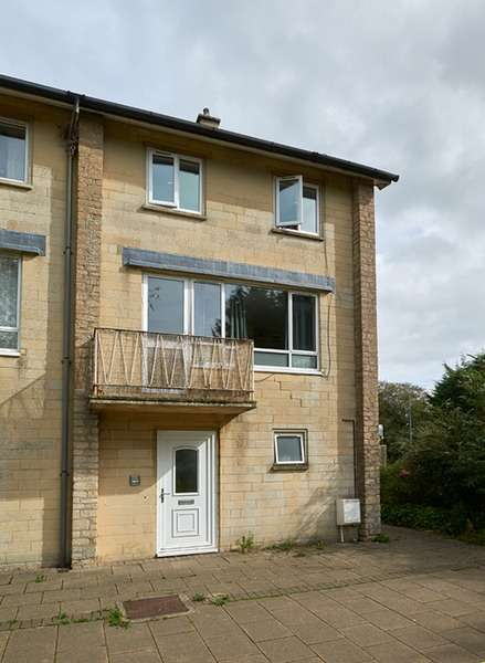 4 Bedrooms Semi Detached House for sale in Bradford Rd, Bath, Somerset, BA2