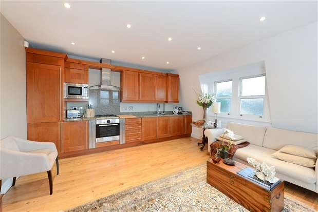 2 Bedrooms Flat for sale in Crescent Wood Road, Dulwich