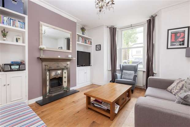 2 Bedrooms Flat for sale in Henslowe Road, East Dulwich