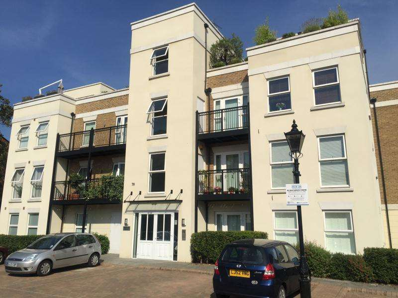 2 Bedrooms Apartment Flat for sale in Wadham Mews, Mortlake, SW14