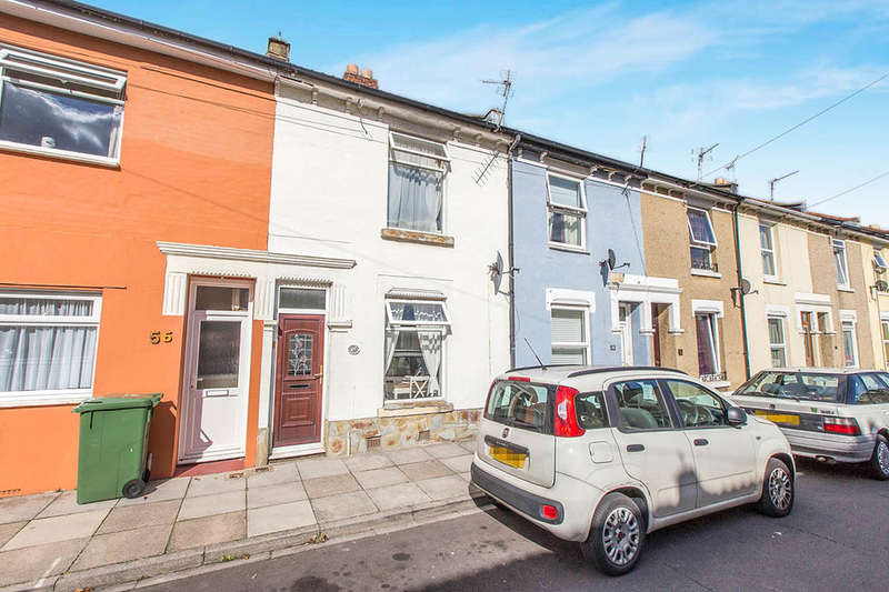 2 Bedrooms Property for sale in Methuen Road, Southsea, PO4