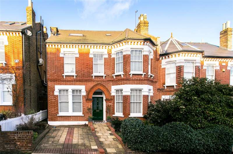 6 Bedrooms Semi Detached House for sale in Lanercost Road, London, SW2