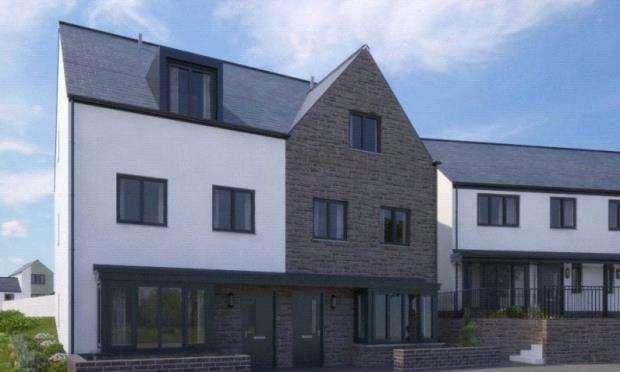 4 Bedrooms Semi Detached House for sale in Fusion, Paignton, Devon