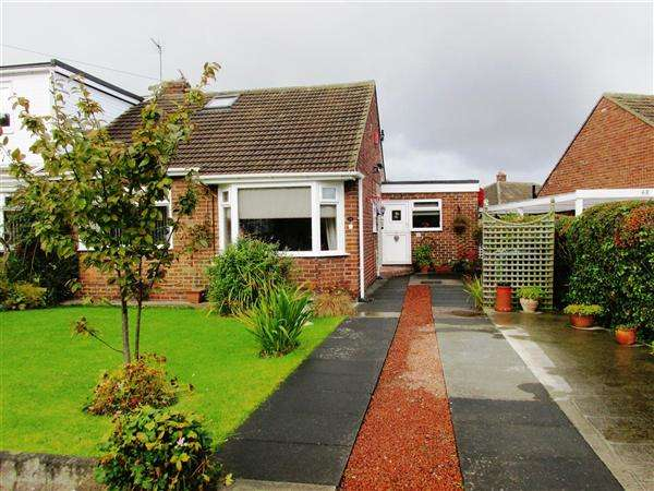 2 Bedrooms Bungalow for sale in Roachburn Road, Newcastle upon Tyne