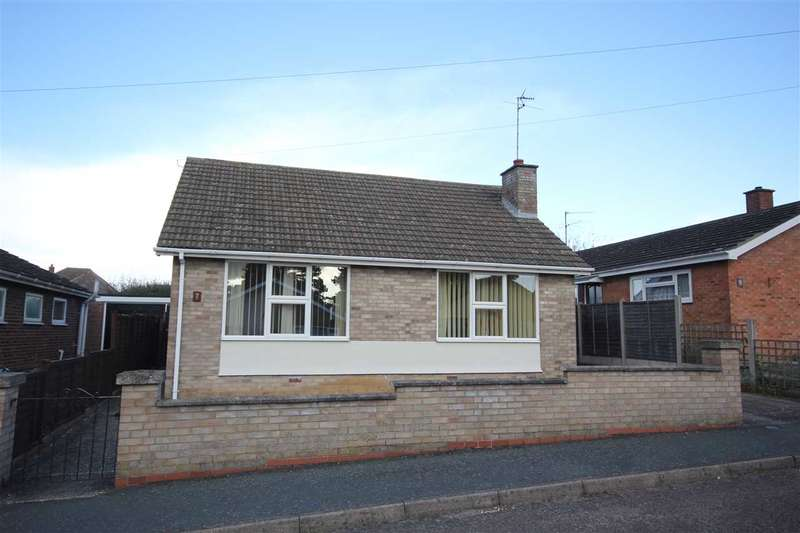 2 Bedrooms Detached Bungalow for sale in Ashmere Rise, Sudbury