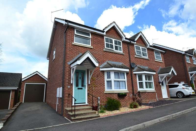 3 Bedrooms Semi Detached House for sale in Blandford