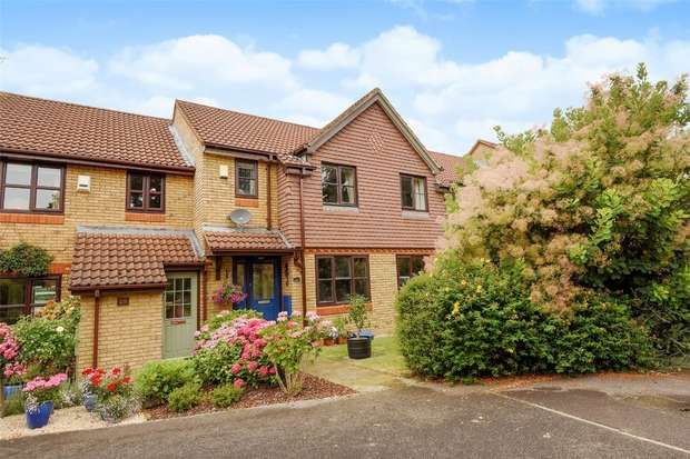 2 Bedrooms Terraced House for sale in Twycross Road, WOKINGHAM, Berkshire