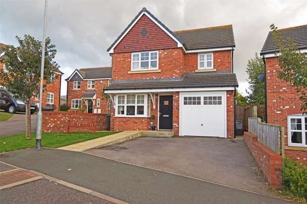 5 Bedrooms Detached House for sale in Lees Lane, Little Neston, Neston, Cheshire