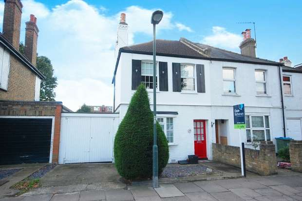 2 Bedrooms Semi Detached House for sale in Broad Lane, Hampton