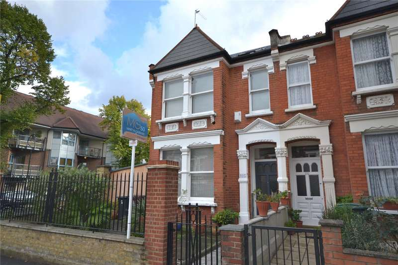 4 Bedrooms End Of Terrace House for sale in Weston Park, Crouch End, London, N8