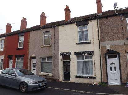 2 Bedrooms Terraced House for sale in Frederick Street, Blackpool, Lancashire, FY4