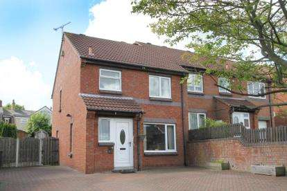 3 Bedrooms Semi Detached House for sale in Rosemary Road, Beighton, Sheffield, South Yorkshire