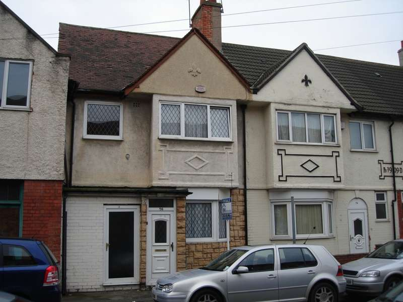 3 Bedrooms Town House for sale in Leicester Street, Leicester, LE5