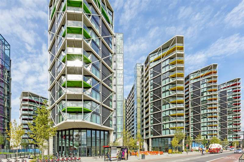 3 Bedrooms Flat for sale in 5 Riverlight Quay, Nine Elms, London SW8