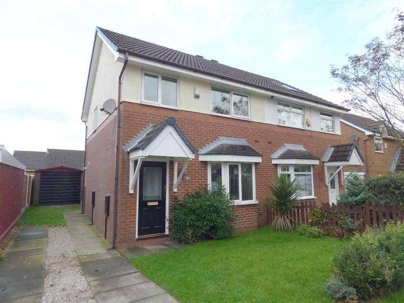 3 Bedrooms Property for sale in Higher Fullwood, Moorside, Oldham