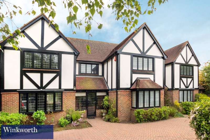 6 Bedrooms Detached House for sale in Dyke Road Avenue, Hove, East Sussex, BN3