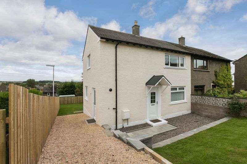 3 Bedrooms Semi Detached House for sale in Lomond Crescent, Dunfermline