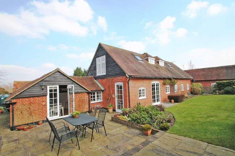 3 Bedrooms Property for sale in Watermans Lane, Paddock Wood within the Parish of Brenchley