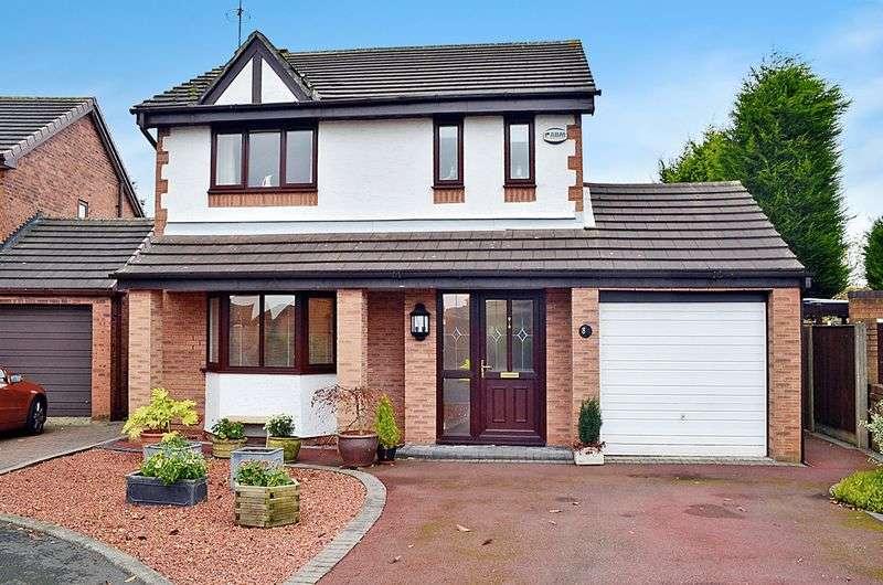 3 Bedrooms Detached House for sale in Elderswood, Rainhill