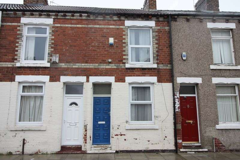 2 Bedrooms Terraced House for sale in Percy Street, Middlesbrough