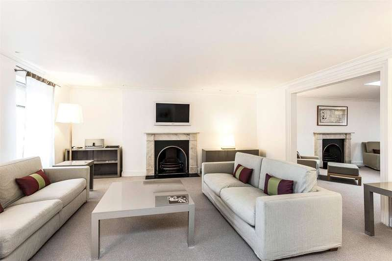 3 Bedrooms Apartment Flat for rent in Hertford Street, Mayfair, W1J 7RZ