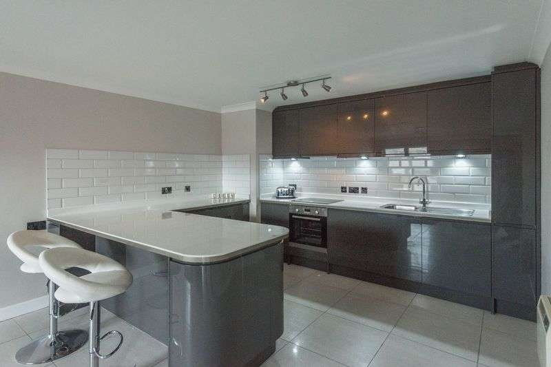 1 Bedroom Flat for sale in Redgrave, Millsands City Centre, S3 8NF - Previously Two Double Bedrooms