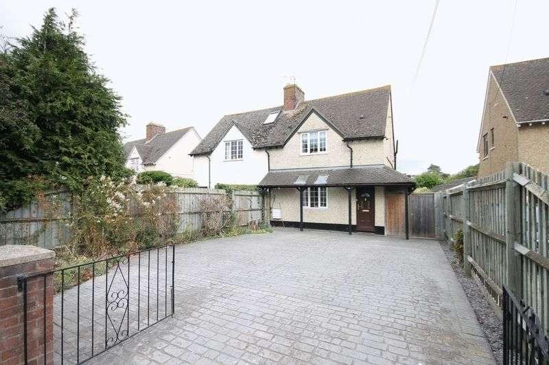 2 Bedrooms Semi Detached House for sale in KIDLINGTON