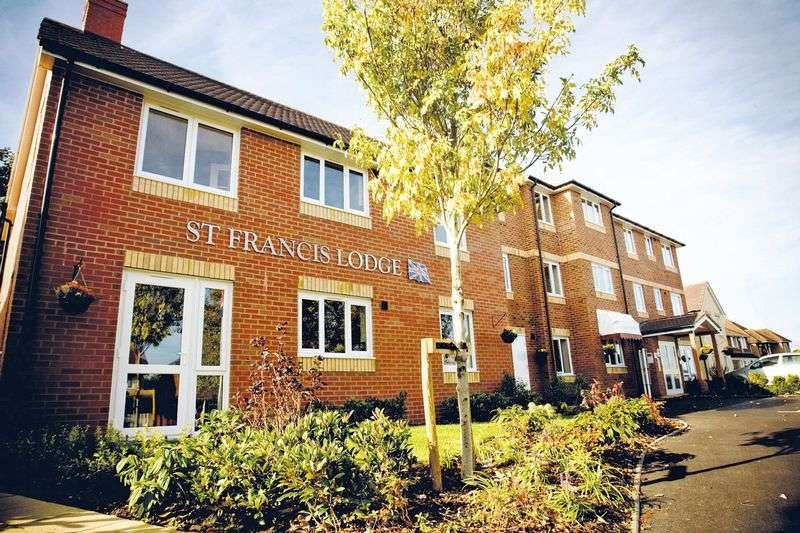 1 Bedroom Retirement Property for sale in Solihull, St Francis Lodge