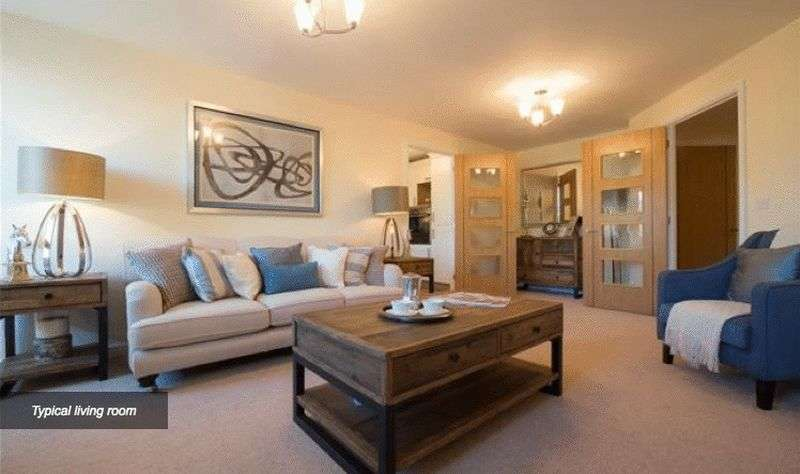 1 Bedroom Retirement Property for sale in Bowes Lyon Place, Poundbury, DT1