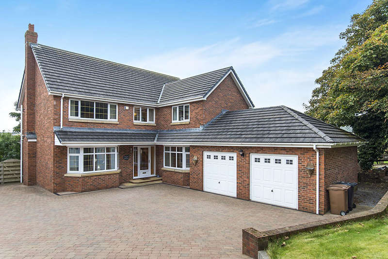 4 Bedrooms Detached House for sale in Hollins Close, Whitehaven, CA28