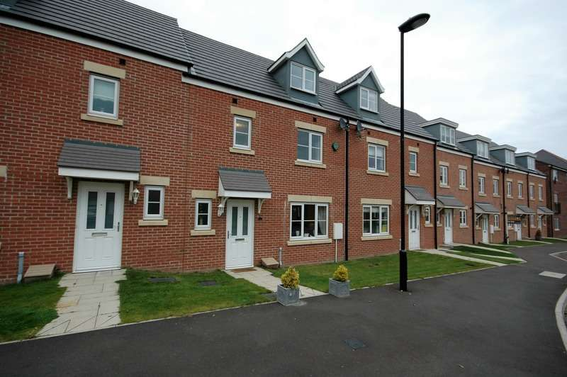 4 Bedrooms Terraced House for sale in Ridley Gardens, NEWCASTLE UPON TYNE, Tyne and Wear, NE27