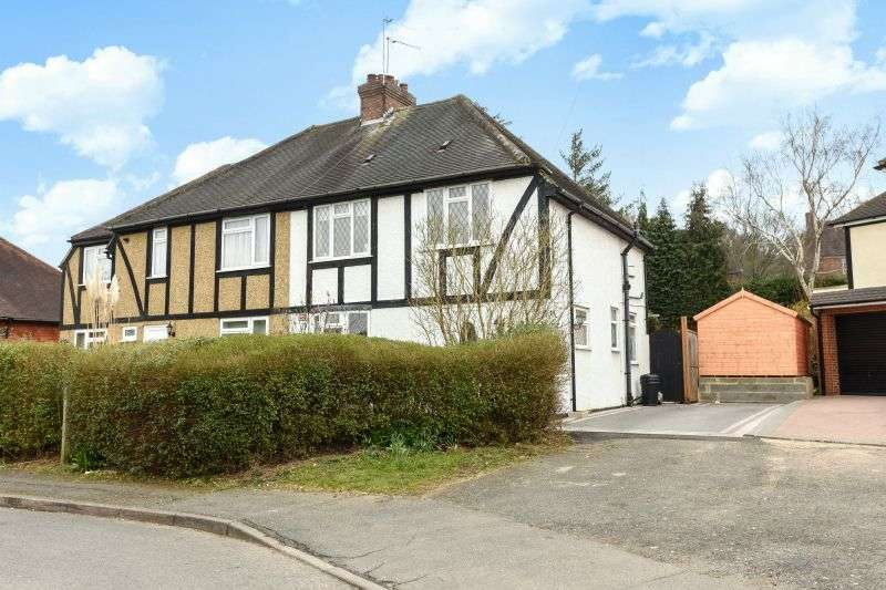 3 Bedrooms Semi Detached House for sale in Addison Close, Northwood
