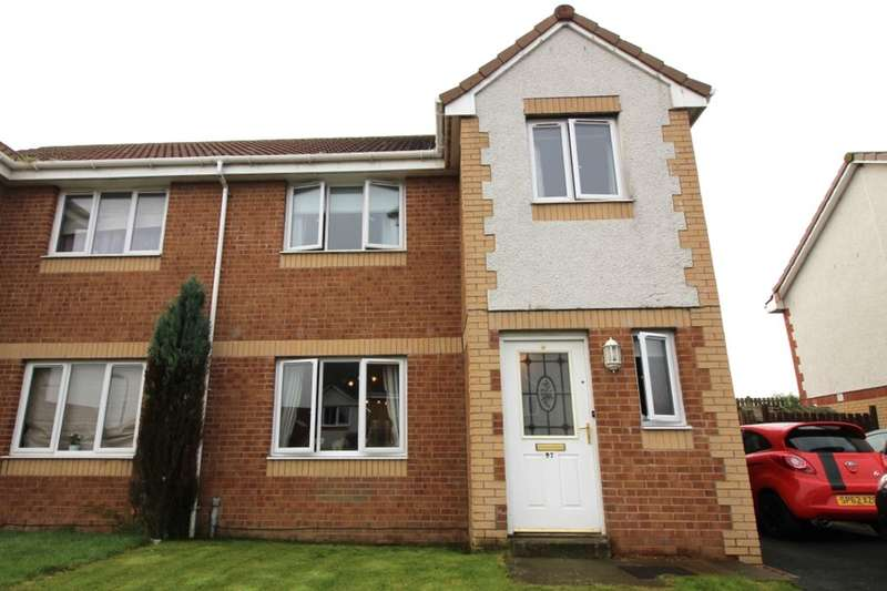 3 Bedrooms Detached House for sale in Allison Gardens, Blackridge, Bathgate, EH48