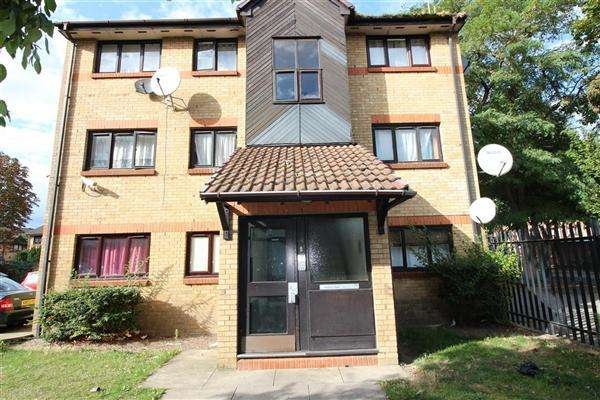 2 Bedrooms Apartment Flat for sale in Maryland Street, Stratford