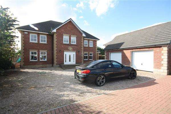 6 Bedrooms Detached House for sale in Ayr Road, Irvine