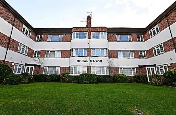 2 Bedrooms Flat for sale in Doran Manor, East Finchley, N2
