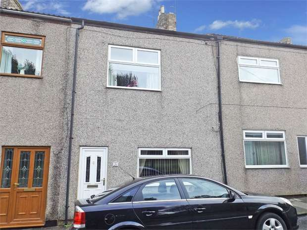 3 Bedrooms Terraced House for sale in Main Street, Witton Park, Bishop Auckland, Durham