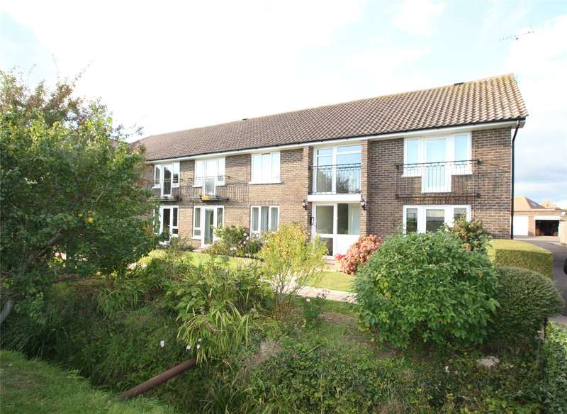 2 Bedrooms Apartment Flat for sale in Viceroy Court, Ferringham Lane, Ferring, Worthing, BN12