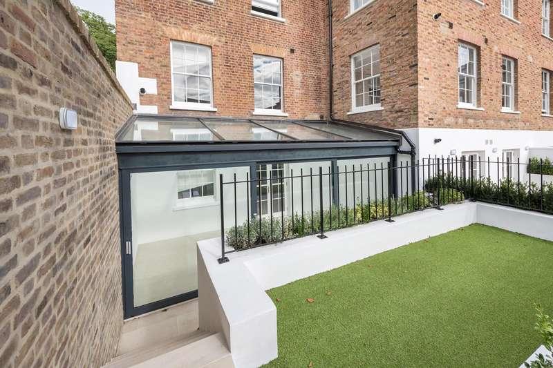 2 Bedrooms Flat for sale in Heathfield Terrace, London, W4
